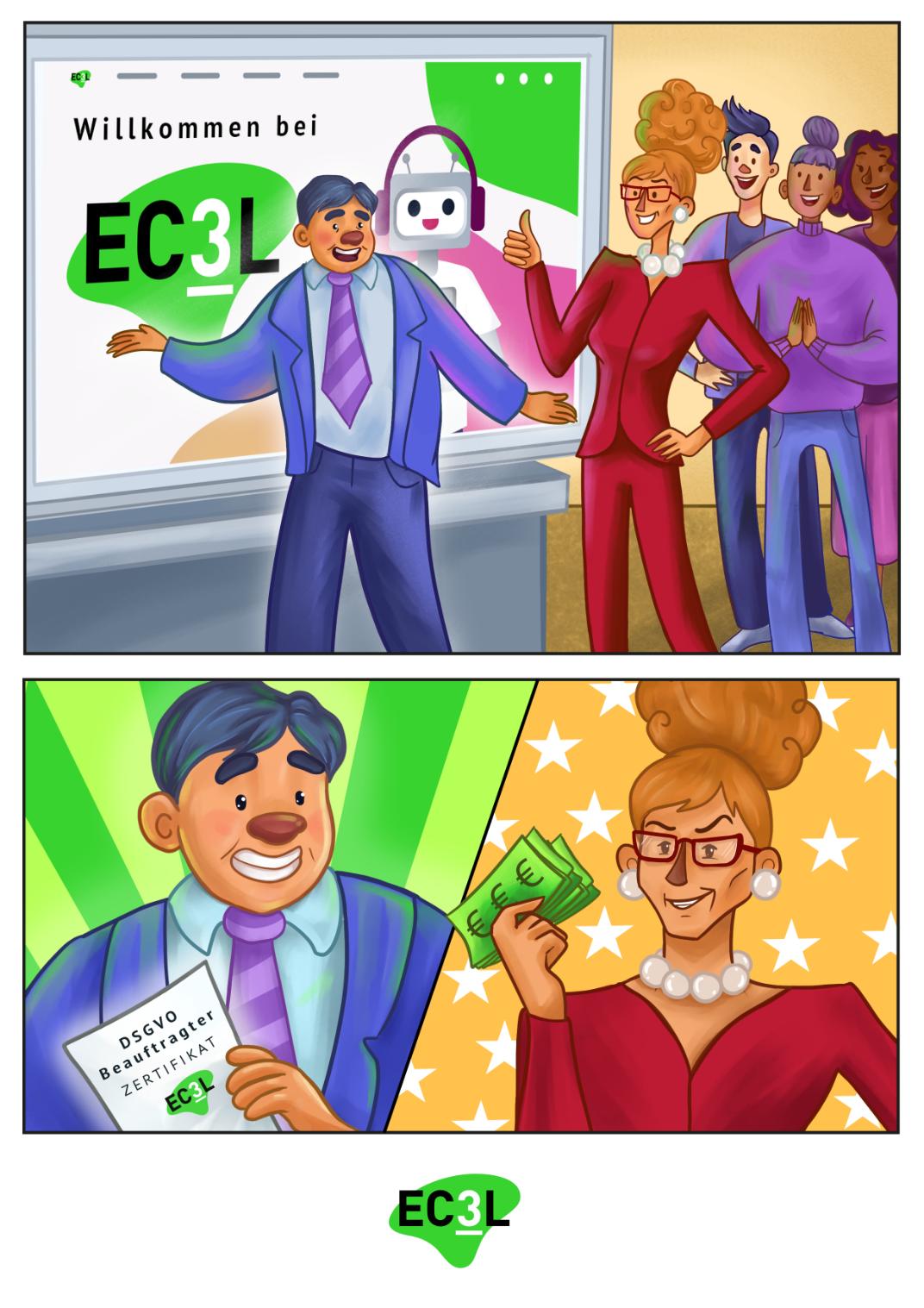 Comicseite 4