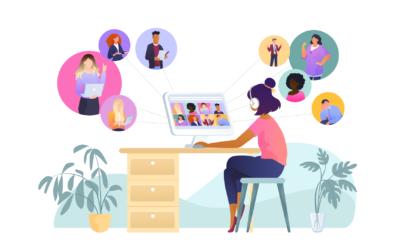 Sechs hilfreiche Tipps für produktivere Online-Meetings